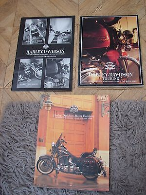 Harley Davidson motor parts and accessories catalogues