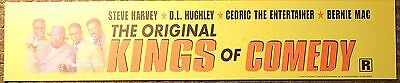 The Original Kings of Comedy, Large (5X25) Movie Theater Mylar Banner/Poster