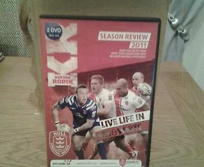 hull kr hull kingston rovers rugby league 2011 season review dvd