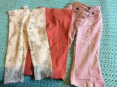 12-18 months Next trousers and leggings bundle
