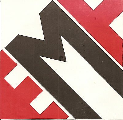 Electromotive Force 4 Tr Ep On Surge Records Nth Ireland Punk Mint