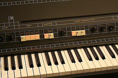 80s Analog Stage Electric Piano Synthesizer GEM Keyboard (No Elka Crumar Yamaha)