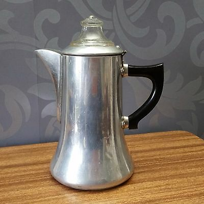 Swan Brand Coffee percolator made by Bullpit & Sons Vintage 50s
