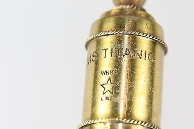 Titanic Ii  Nautical Ocean Ships Rms White Star Liner Whistle Vintage Style