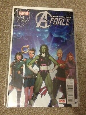 Marvel Comics - A_Force #1- Great Condition