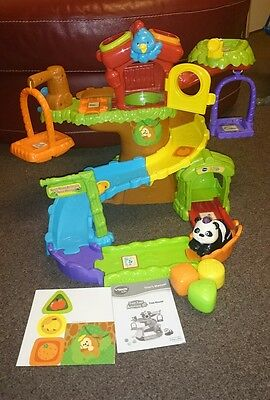 Vtech Toot Toot Animals Treehouse. Excellent Condition