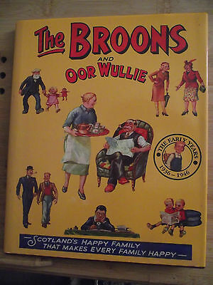 The Broons and oor Wullie 2006 The early years