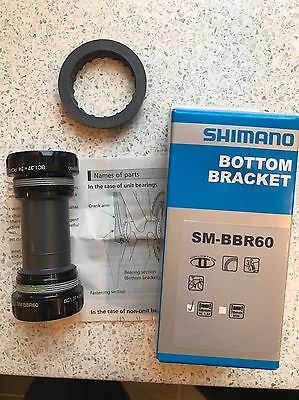 SM-BBR60 Bottom Bracket 68mm