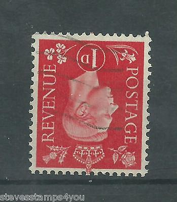Great Britain - 1937 - SG463wi - CV £ 3.00 - used....