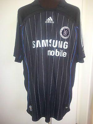 Official Chelsea Away Football Shirt By Adidas Size Adult Large
