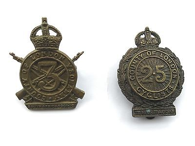 To British Army Badges