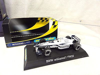 Scalextric C2265  NEW Boxed MINT BMW Williams F1 No 10 Button