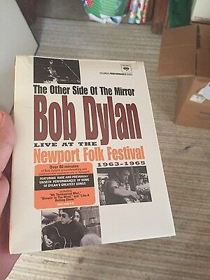 Bob Dylan NEW  dvd live at the Newport Folk Festival