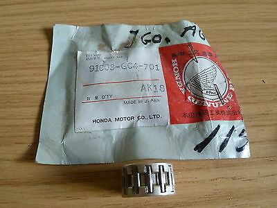 honda original parts  91003-gc4-701  91003gc4701 canastilla piston bearing