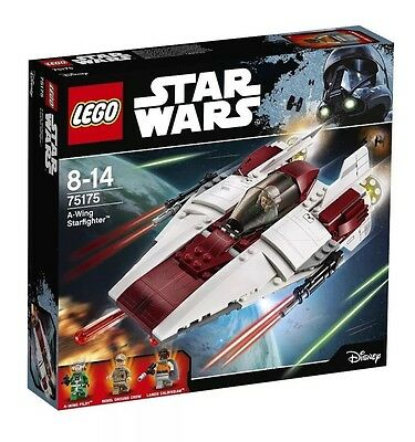 Lego Star Wars Rebels- A-Wing Fighter -  *NEW - NO MINIFIGURES* from 75175
