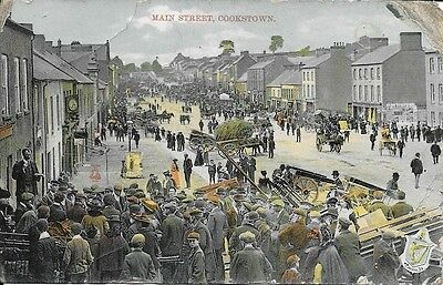 Cookstown Auction and Market Day 1909