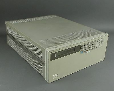HP / Agilent 6050A System DC Electronic Load Mainframe