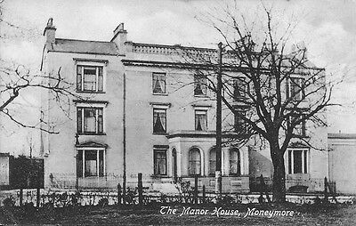Moneymore Manor House published by Harris & Co Moneymore