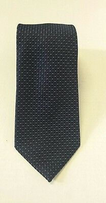 Men's Donald Trump NWOT Blue Silk Neck Tie Made in China