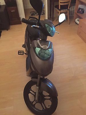 E Rider 15 Electric Motor Scooter 250w