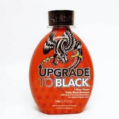Brand New Devoted Creations ED HARDY EH Upgrade to Black 13.5 oz Tanning lotion