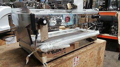 La Marzocco Linea PB Espresso Coffee Machine No Mazzer Grinder Cafe Commercial