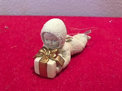 Dept 56 OVERNIGHT DELIVERY ORNAMENT w/ Box SNOWBABIES