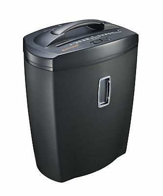 Bonsaii DocShred C156-C 8-Sheet Micro-Cut Paper/CD/Credit Card Shredder