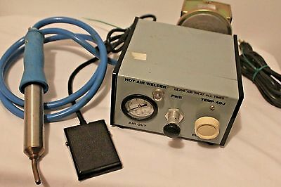 Hot Air Welder + Dwyer Instruments Pressure Switch 1823