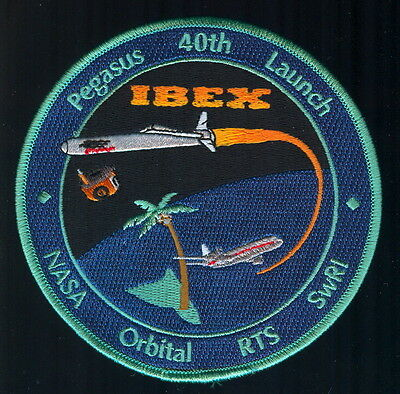 IBEX Patch, Karol Bobko Collection