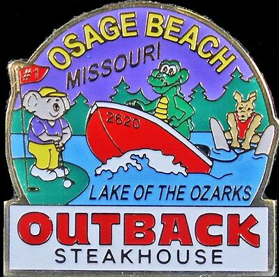 A7172 Outback Steakhouse Osage Beach Missouri