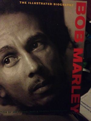 Bob Marley The Illustated Biography