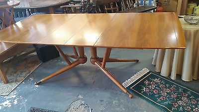 Rare Tomlinson Sophisticate Dining Room Table Mid Century Modern Vintage 50s 60s