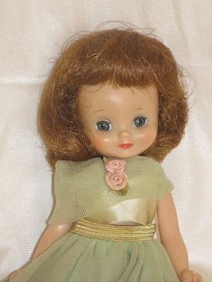 Beautiful Vintage All Original Betsy McCall Doll & Boxed Outfit Sunday Best
