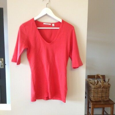 Country road t shirt top 3/4 - M