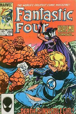 Fantastic Four #266 (May 1984, Marvel)