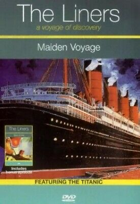 The Liners - Vol. 1 - Maiden Voyage / Ships Of War [1999] [DVD] - DVD  H7VG The