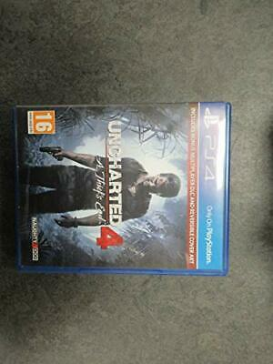 Uncharted 4: A Thief's End (PS4) - Game  VQVG The Cheap Fast Free Post