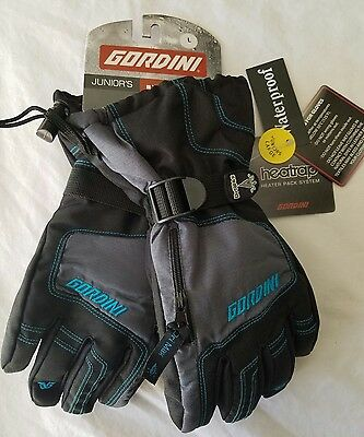 Gordini Snow Gloves Youth Size Large New