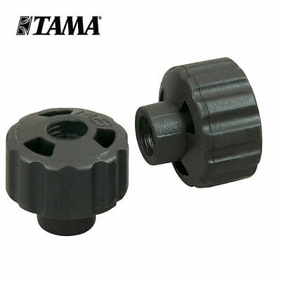 Tama CM8P 2Pkt Cymbal Mate 8mm Wingnut Replacement Cymbal Top