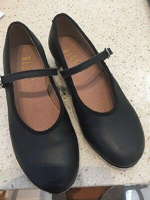 Bloch Tap Shoes In Black Size 12.5