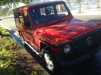 1982 Mercedes-Benz G-Class G-wagon G-class 4x4 4 door LONG WHEEL BASE 1982  G-wagon G-class 4x4 4 door LONG BASE 300GD