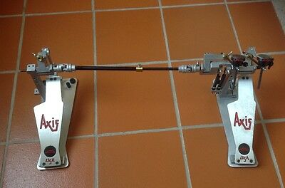 Double Base Pedals. Axis A Long Boards