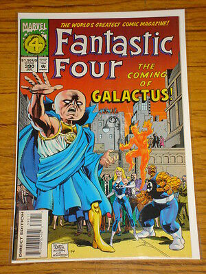 Fantastic Four #390 Vol1 Marvel Comics Galactus July 1994