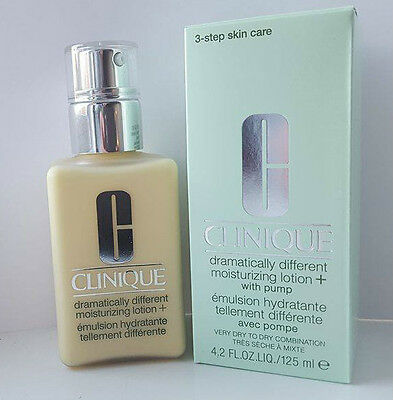 clinique dramatically different moisturising lotion 125ml