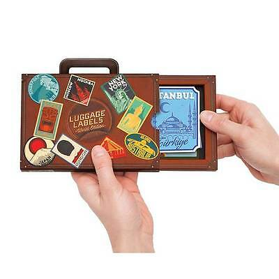 Luggage Labels - Personalise Your Case by Luckies of London
