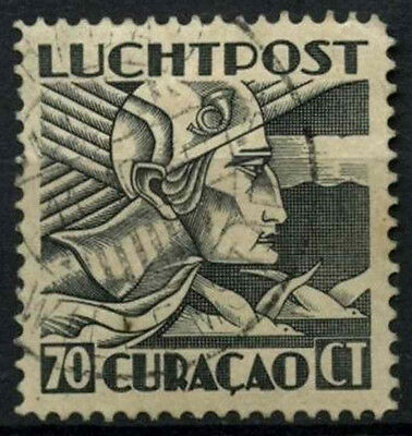 Curacao 1931-9 SG#132, 70c Black, Air Used #D43865