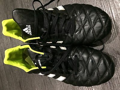 Mens Adidas rugby boots size 10
