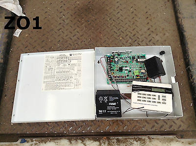 Napco GEM-P1632 Control Panel/Communicator Security System