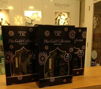L'Oreal Professional Mythic Oil The Gold Collection Gift Set